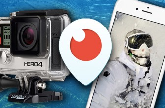 Your GoPro can now stream directly to Periscope