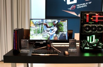 Hands-on review: IFA 2016: Asus ROG Swift PG258Q