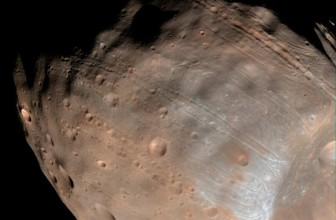 NASA close to solving mystery of how Mars' moon Phobos was formed
