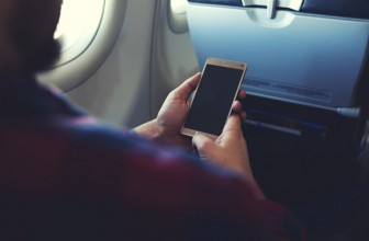 Here's the real reason why airlines always insist you put your phone on airplane mode