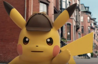 Watch: Detective Pikachu drinks coffee and learns to speak to humans