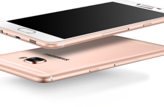 Samsung Announces The Galaxy C5 and C7 For China