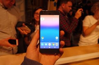 Hands-on review: Google Pixel