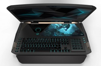 IFA 2016: Meet Acer's insane 21-inch, curved screen gaming laptop