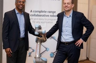 Co-bots to work with humans: Universal Robots