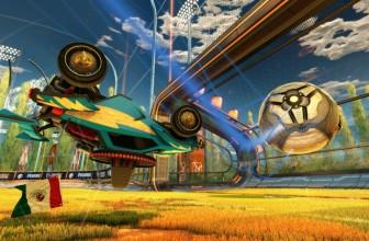 Rocket League kicks off Xbox One/PC cross-play