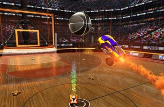 GDC 2016: Rocket League's basketball mode is shooting for April, will be 'hardcore'