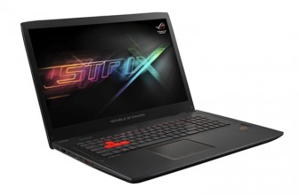 Asus' custom-cooled gaming laptop targets eSports gamers feeling the heat