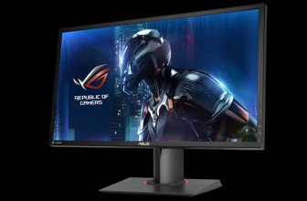 Asus' new monitor packs a blazing fast refresh rate for pro gamers