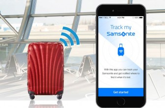 Samsonite to install Bluetooth tracking beacons into suitcases that can be tracked using a smartphone app