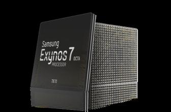 Samsung Announces New Exynos 7870 Mid-Range 14nm SoC
