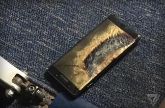 Samsung Galaxy Note 7 'safe' units are catching fire; Samsung investigating 3 cases so far