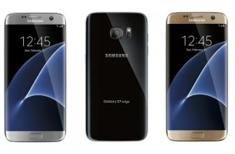 Samsung Galaxy S7, S7 Edge leaked press photos reveal color variants, curvier front and rear design