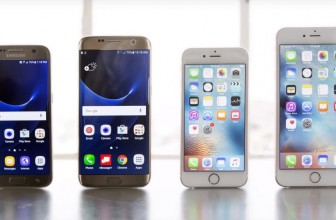 Watch extreme Samsung Galaxy S7, S7 Edge waterproof and breakability tests