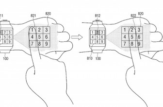 Future Samsung smartwatches to beam an interactive display on users' hands