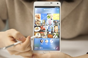 Forget pie, Samsung's new social network experiment is all about Waffles