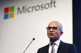 Ultimately it's going to be man with machines: Microsoft CEO Satya Nadella