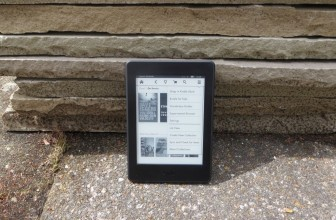 Review: Amazon Kindle Paperwhite
