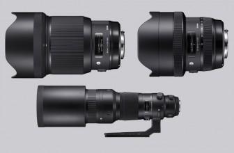 Photokina 2016: Sigma announces trio of mouth-watering lenses