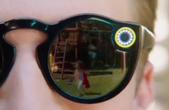 Here are the Snapchat 'Spectacles' that put a Snap camera in your sunglasses