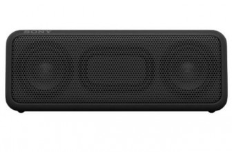 Sony SRS-XB3 wireless speaker launched in India priced at Rs 12,990