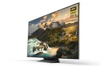 Sony's Z Series 4K HDR TVs take a swing at LG's high-end OLEDs