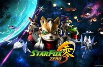 Star Fox: Zero release date is coming in hot