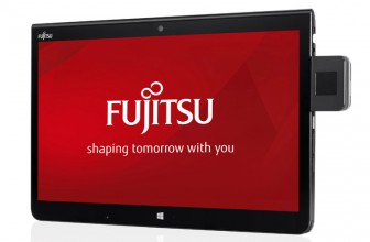 Fujitsu's new 2-in-1 beefs up security with slick palm scanner