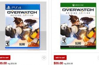 Overwatch Origins for PS4, Xbox One and PC is $25 off for Black Friday