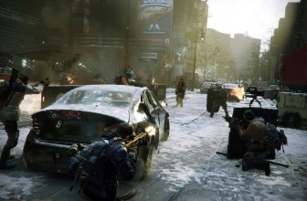 The Division now comes bundled with high-end Nvidia GPUs