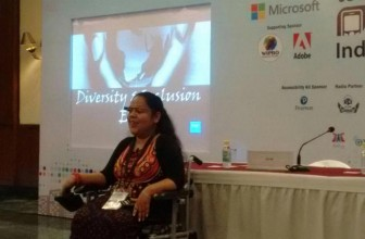Google, Facebook, Microsoft showcase assistive technology for the differently-abled