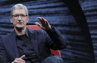 Apple's Tim Cook slams FBI calls for backdoor into iPhone