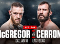 UFC 246 live stream: how to watch McGregor vs Cerrone from anywhere tonight