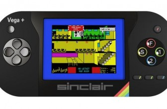 A handheld ZX Spectrum is in the works, but you'll have to fund it