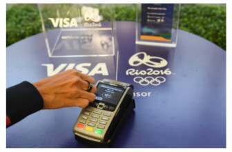 Visa introduces payment rings that Olympians can use to pay during Rio 2016 games