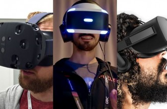 VR Week: Oculus Rift, HTC Vive, PlayStation VR: our verdicts so far on all the VR systems