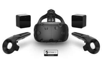 HTC Vive Launch Day News & First Impressions