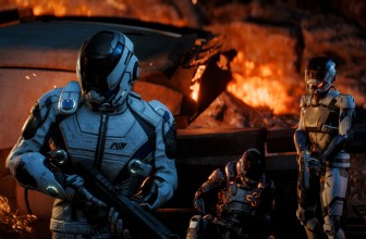 Mass Effect: Andromeda is 2017's ultimate love/hate relationship