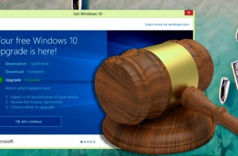 Microsoft's Windows 10 forced update is so aggressive, it got sued big time