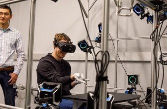 Here's a clear look at Oculus VR's glove controller prototypes