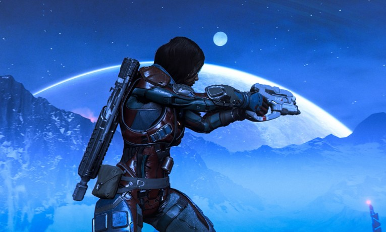 Mass Effect: Andromeda preview: across the sea of space