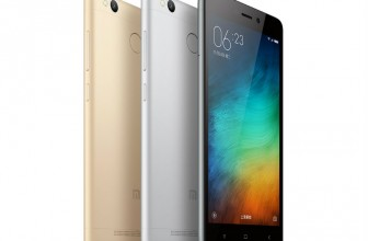 Xiaomi Redmi 3X with 13-megapixel camera, 4,100mAh battery launched: Price, specifications and features
