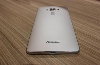 Hands-on review: COMPUTEX: Asus Zenfone 3 Deluxe